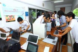 ซิสโก้กับภารกิจสร้างนักเทคโนโลยีเครือข่ายเมืองไทย